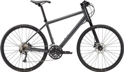Product image for Cannondale Bad Boy 3 - Nearly New - L 2019 - Hybrid Sports Bike