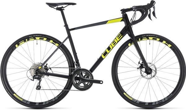 Cube Attain Race Disc - Nearly New - 60cm 2018 - Road Bike | Road bikes