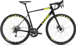 Product image for Cube Attain Race Disc - Nearly New - 60cm 2018 - Road Bike