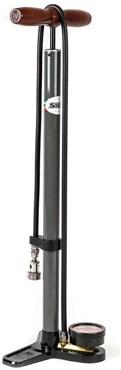 Silca Pista Plus Floor Pump | Fodpumper
