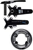 Stages Cycling Power G3 Right Arm Only Power Meter with Chainrings
