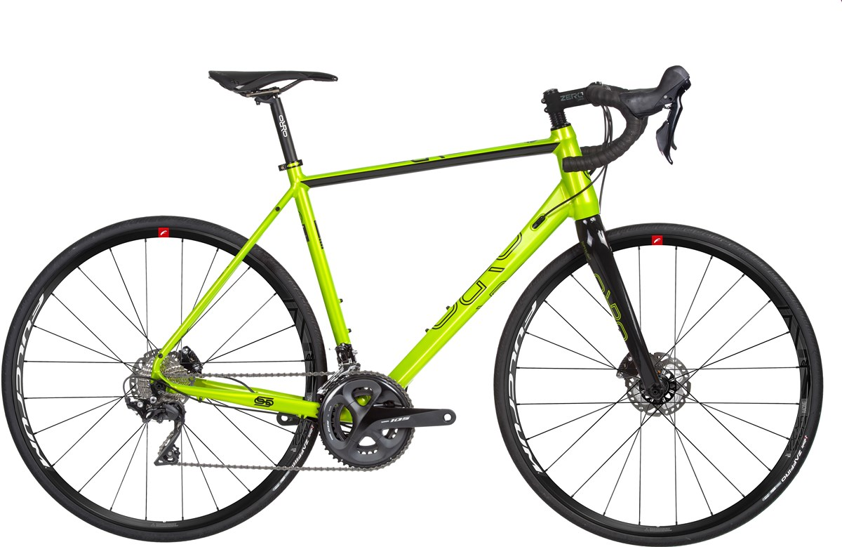 Orro Terra Gravel 105 Hydro Disc 2019 - Gravel Bike | Road bikes