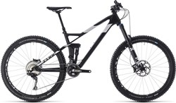 "Cube Stereo 140 HPC SL 27.5"" - Nearly New - 18"" Mountain Bike 2018 - Full Suspension MTB"