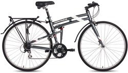 "Montague Urban - Nearly New - 19"" 2018 - Folding Bike"