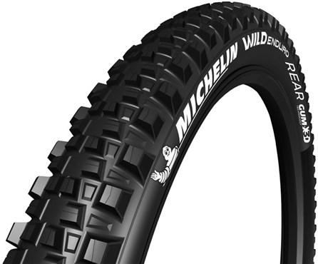 Michelin Wild Enduro Rear Gum-X 3D Competition Line Tyre