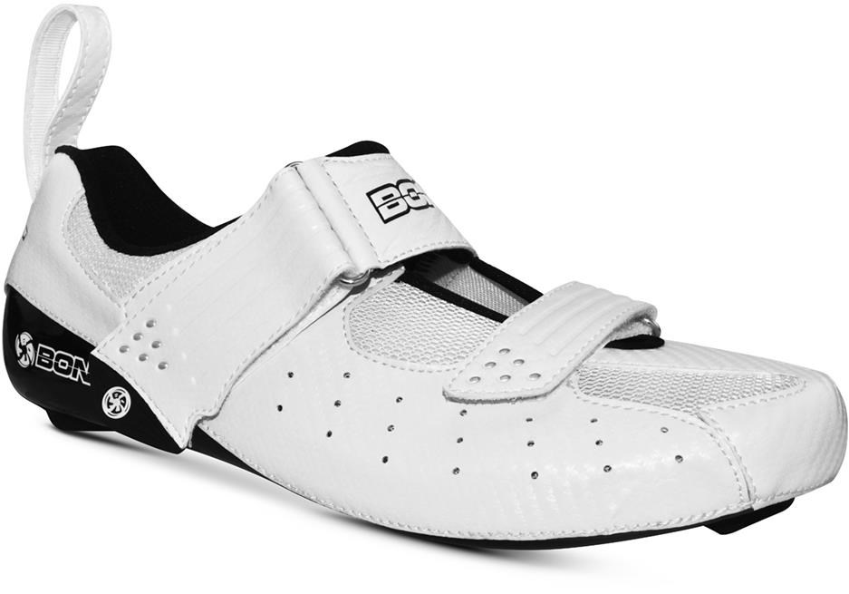 Bont Riot Tr + Triathlon Cycling Shoes | Shoes and overlays