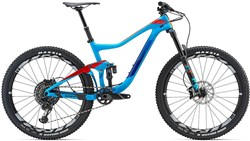 "Giant Trance Advanced 1 27.5"" - Nearly New - XL Mountain Bike 2018 - Full Suspension MTB"