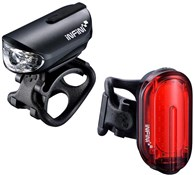 Product image for Infini Olley Lightset Micro Usb Front And Rear Lights