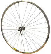Product image for Raleigh Pro Build Shimano 105 Hub Mavic Open Pro 32H 700C Front Wheel