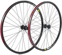 """Raleigh Pro Build 15mm Deore/Mavic 27.5"""" Front Wheel"""