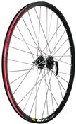 "Raleigh Pro Build Rear 29"" Q/R Wheel"