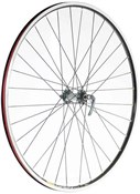 Product image for Raleigh Pro Build Shimano Ultegra Silver 10/11Spd Hub Mavic Open Pro Rim 32H 700C Rear Wheel