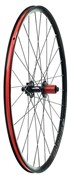 Product image for Raleigh Pro Build Rear Tubeless Ready Disc Only Road/Cx 700C 142 X 12Mm Thru Axle Wheel