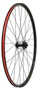 Product image for Raleigh Pro Build Front Tubeless Ready Disc Only Road/Cx 700C 15Mm Thru Axle Wheel