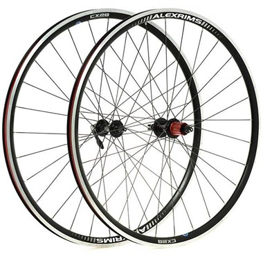 Raleigh Pro Build Front Tubeless Ready Road/Cx 700C Q/R Wheel