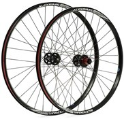 "Product image for Raleigh Pro Build Rear Tubeless Ready Trail 142X12mm Axle 26"" Wheel"