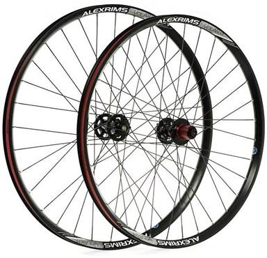 "Raleigh Pro Build Rear Tubeless Ready Trail Q/R 135Mm Axle 26"" Wheel"