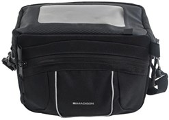 Product image for Madison Handlebar Bag With Upper Map Cover
