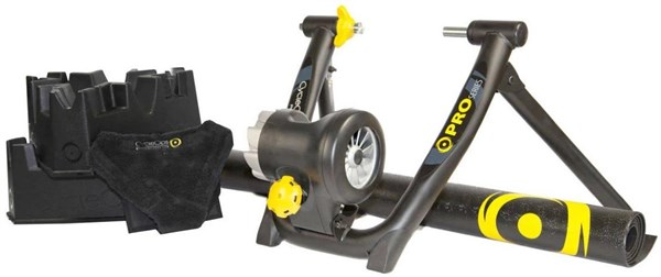 CycleOps Jet Fluid Pro Turbo Trainer Kit with Speed Sensor