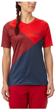 Giro Roust Womens Short Sleeve Jersey