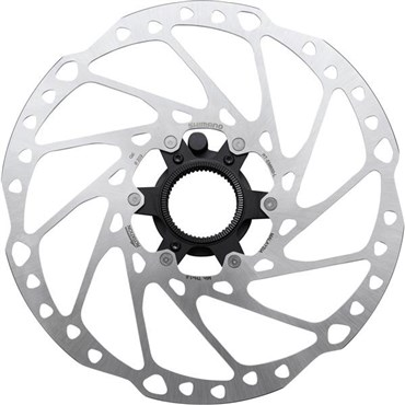 Shimano RT-EM600 Steps Centre-Lock Disc Rotor With Lockring