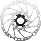 Product image for Shimano RT-EM600 Steps Centre-Lock Disc Rotor With Lockring