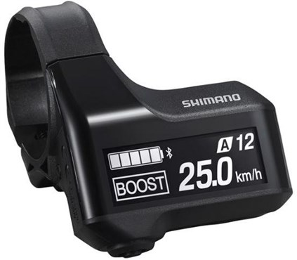 Shimano SC-E7000 Steps Cycle Computer Display