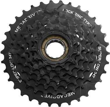 SunRace MFM300 7 Speed 14-34T Freewheel