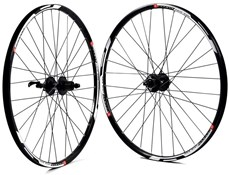 Wilkinson Front And Rear Set /White Mach 1 Neo Disc Rim 27.5""