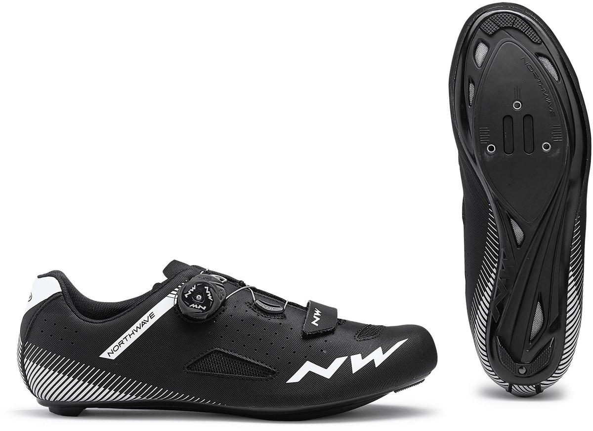 Northwave Core Plus SPD-SL Road Shoes   Shoes and overlays