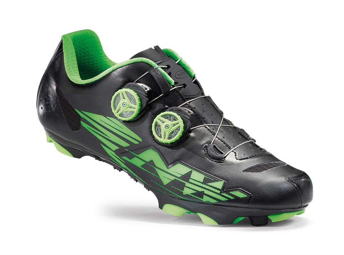 Northwave Blaze Plus SPD MTB Shoes   Shoes and overlays
