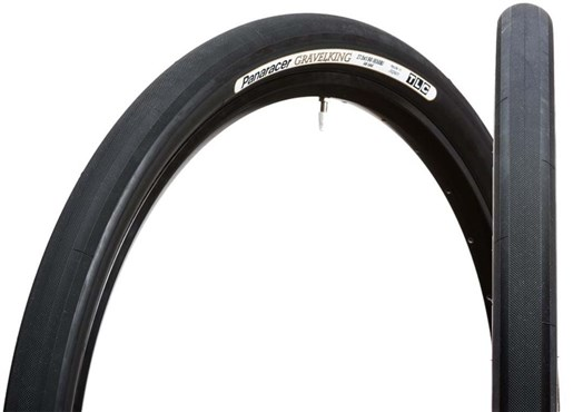 Panaracer Gravelking Slick TLC 700c Folding Tyre