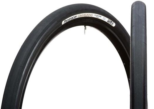 Panaracer Gravelking Tubeless Compatible Folding Tyre