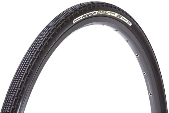 Panaracer Gravelking SK Tubeless Compatible Folding Tyre