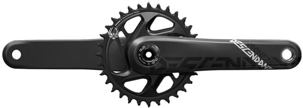 Truvativ Descendant Carbon Eagle 32T Crankset