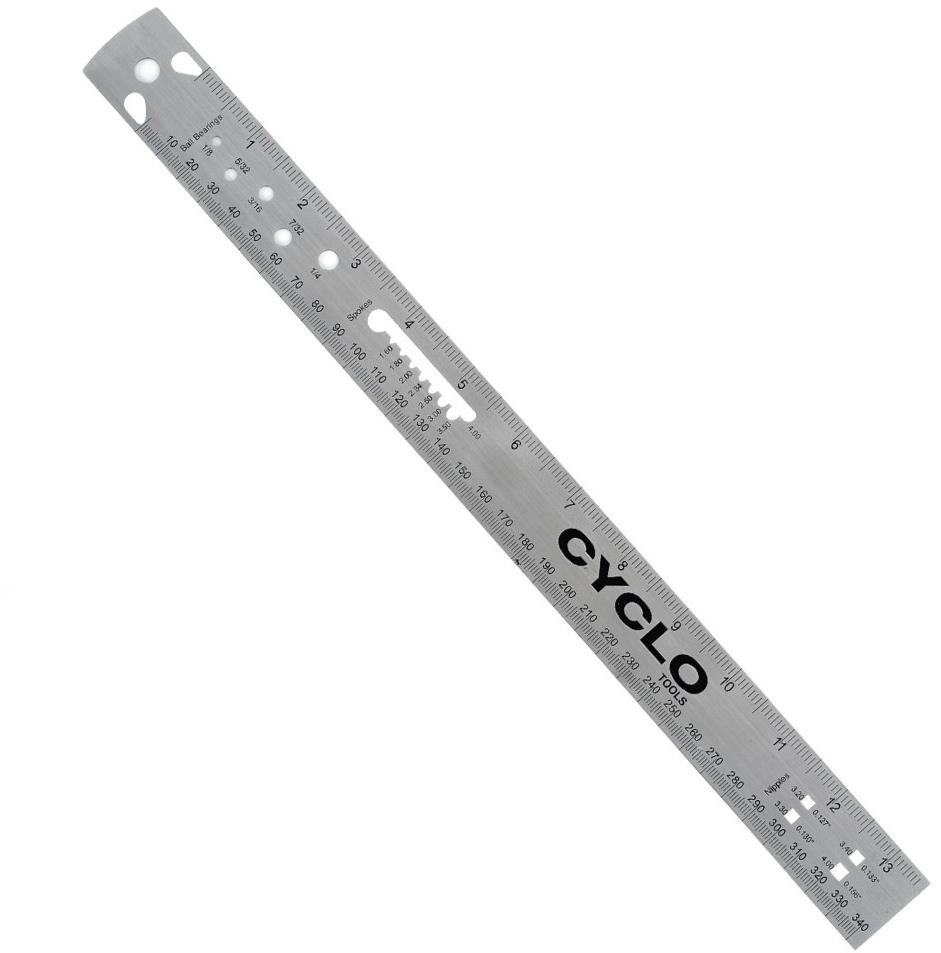 Cyclo Spoke Ruler | Spokes