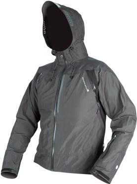 Endura MT500 Hooded Waterproof Cycling Jacket SS16