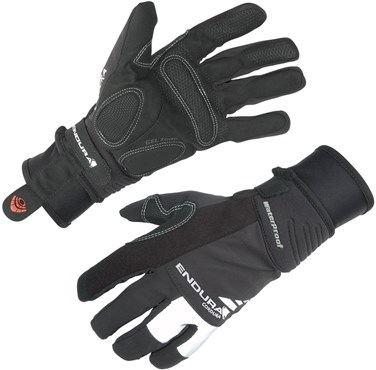 Endura Deluge Long Fingered Cycling Gloves