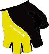Endura Xtract Mitt Short Finger Cycling Gloves