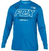 Product image for Fox Clothing Assessing Long Sleeve Tee