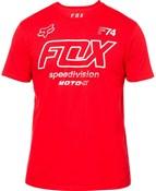 Fox Clothing Assessing Short Sleeve Tee