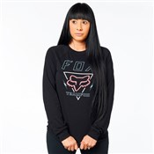 Fox Clothing Consulted Womens Long Sleeve Top