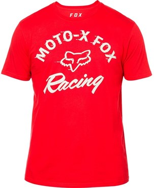 Fox Clothing Enforced Short Sleeve Tee