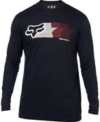 Product image for Fox Clothing Starfade Long Sleeve Tee