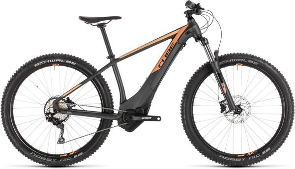 Cube Access Hybrid EXC 500 Womens 2019 - Electric Mountain Bike | Mountainbikes