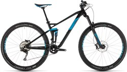 Cube Stereo 120 Race 29er Mountain Bike 2019 - Full Suspension MTB