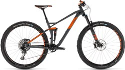 Product image for Cube Stereo 120 TM 29er Mountain Bike 2019 - Full Suspension MTB