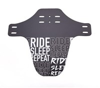35Bikes Ride Sleep Repeat Front Mudguard