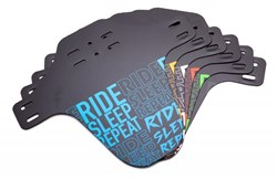 35Bikes Ride Sleep Repeat Front Mudguard
