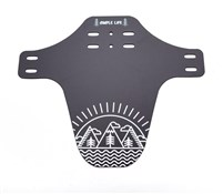 Product image for 35Bikes Simple Life Front Mudguard
